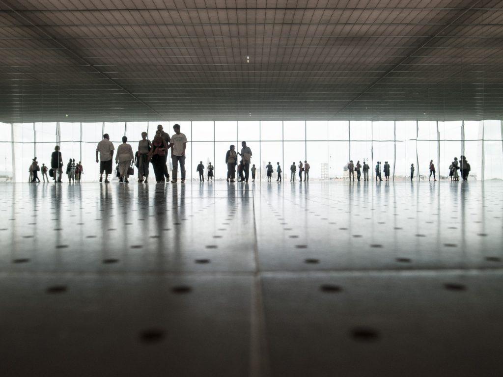 Ein Paar ist mehr als zwei: Centre Pompidou, Metz